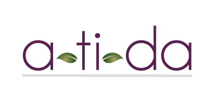 Logo for A-ti-da natural healthcare products